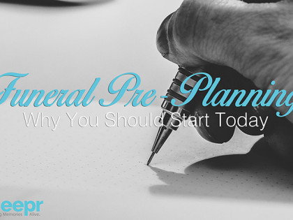 Funeral Pre-Planning: Why You Should Start Today