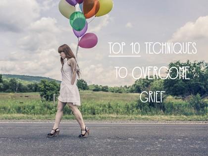 top10techniquestoovercomegrief