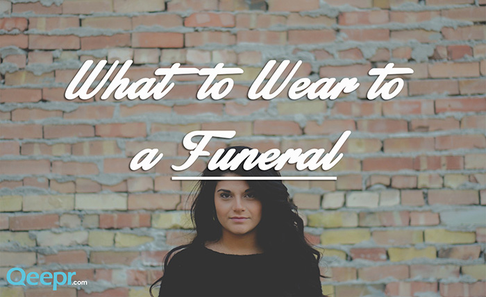 What to Wear to a Funeral - Women