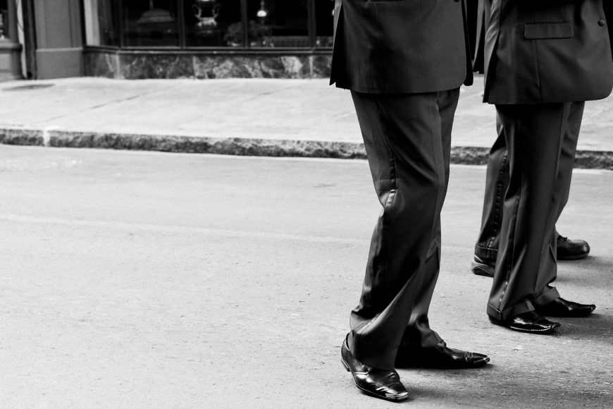 What to Wear to a Funeral - Men