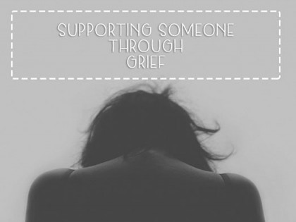 7 Tips on How to Support a Grieving Person