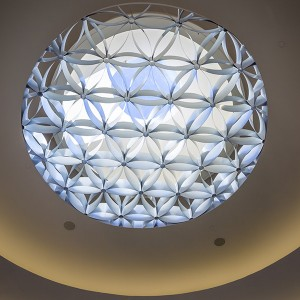 Chapel of Light Ceiling
